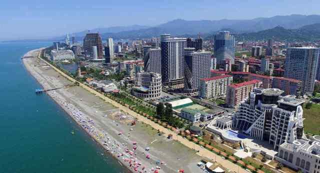 Вслед за марокканцами - грузины: у Одессы появится еще один город-партнер