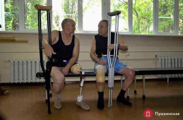 Поставить на ноги: где в Одессе производят протезы и сколько это стоит. Фото