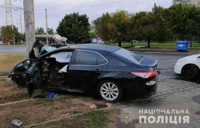 ДТП на Люстдорфской дороге: два человека погибло, еще четверо — в больнице