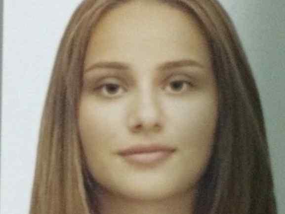 В Одессе ищут 17-летнюю Диану Сенатос