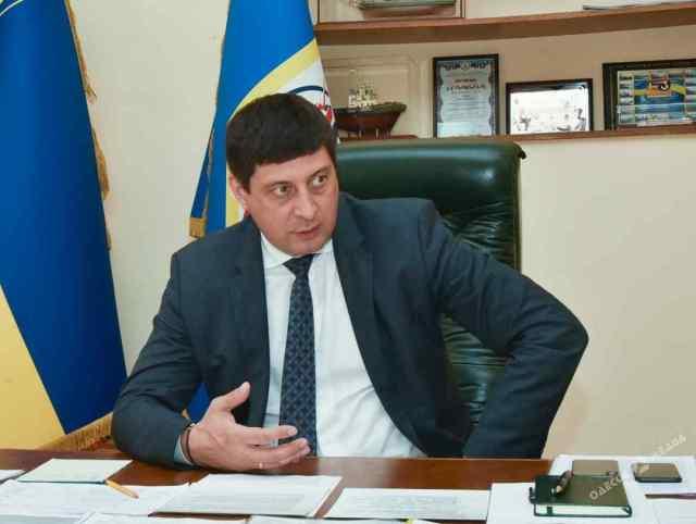 В Министерстве инфраструктуры уволили главу одесского филиала АМПУ