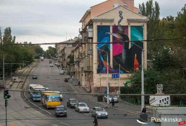 В Одессе на полгода закроют движение по спуску Маринеско