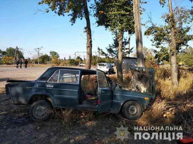 В Одесской области столкнулись два автомобиля: один человек погиб, еще двое - пострадали. Фото, видео