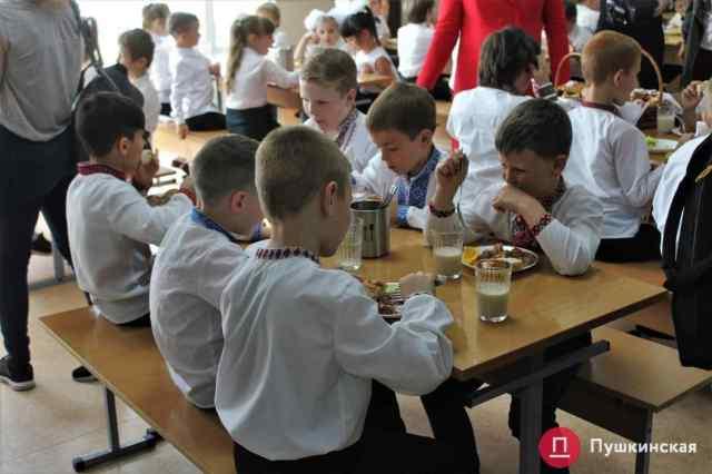 На питание школьников в Киевском районе Одессы потратят 15 млн грн
