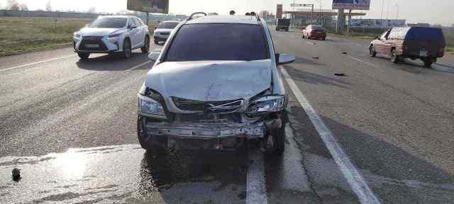 В Одессе на Объездной дороге за один день произошло два ДТП: есть пострадавшие. Фото
