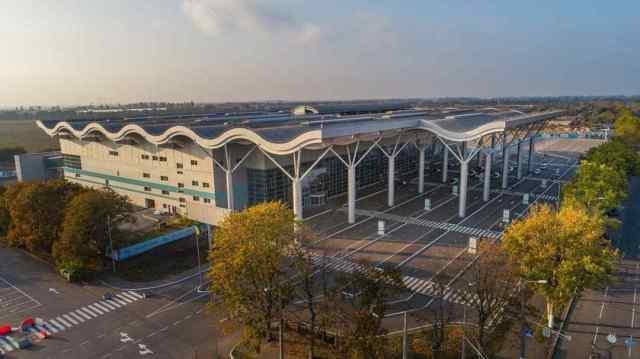 СБУ: во время реконструкции одесского аэропорта присвоили больше 11 млн гривен