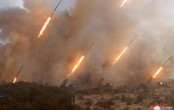 В КНДР подтвердили запуск новых ракет