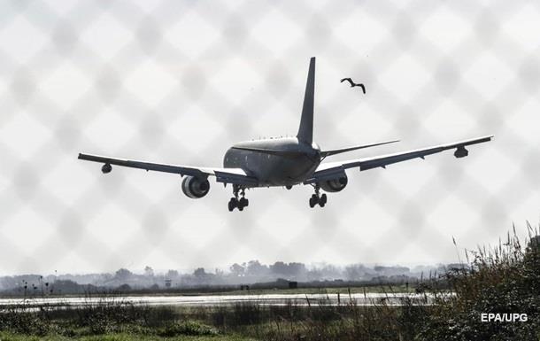 Озвучены убытки украинских авиакомпаний из-за COVID