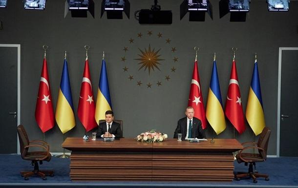 Трюдо позвонил Эрдогану и поговорил с Зеленским