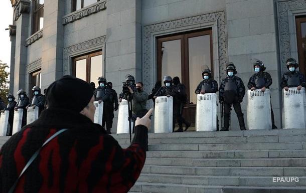 Призывы к гражданской войне. Кризис в АрменииСюжет