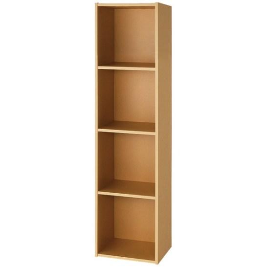 パルプボードシェルフA4サイズ、絵本やおもちゃ収納に