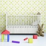 ベビーベッド派の赤ちゃんの寝室作り