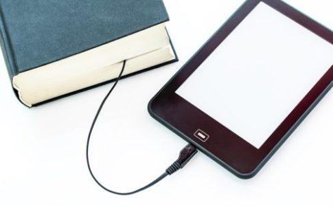 電子書籍と本