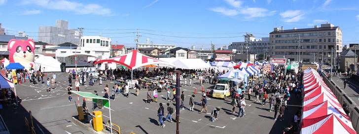 【10月20日(土)21日(日)】おおさき古川秋まつり|中里後陳大名行列が商店街を練り歩き、ハロウィンパレードも開催。
