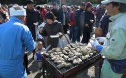 【11月11日(日)】第33回リアス牡蠣まつり唐桑|唐桑町最大のイベント「リアス牡蠣まつり唐桑」が開催!会場では牡蠣の炭火焼き唐桑産牡蠣、海産物の販売