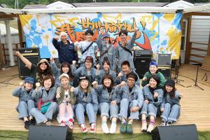 【6月30日(日)】 我歴stock in 女川 ~歌郷編~「音楽の力で町を盛り上げ、復興の原動力にしたい!」という願いから女川福幸丸という団体を作った!