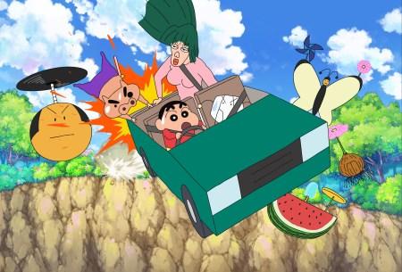 【4/24(金)公開】映画クレヨンしんちゃん 激突!ラクガキングダムとほぼ四人の勇者