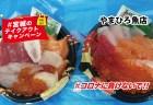 ピンクグレープフルーツ& 台湾レモンフルーツティー  600円(税別)KOHAKU~琥珀~タピオカファクトリー気仙沼店 |#コロナに負けないで!#宮城のテイクアウトキャンペーン