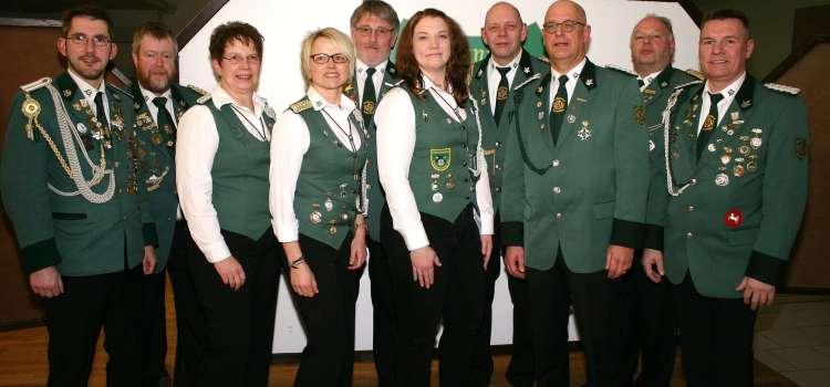 Generalversammlung Schützenverein – mit 300 Mitgliedern ins neue Jahr