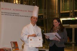 Rudolf Achenbach Preis 2012, Vorentscheid