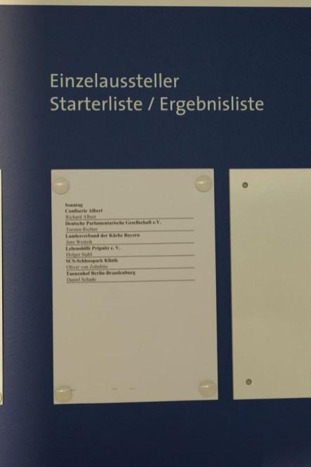 Intergastra Stuttgart – 2012