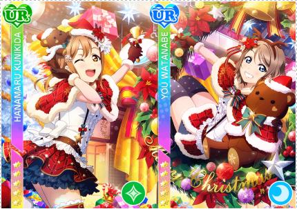 Aqoursクリスマス編2016