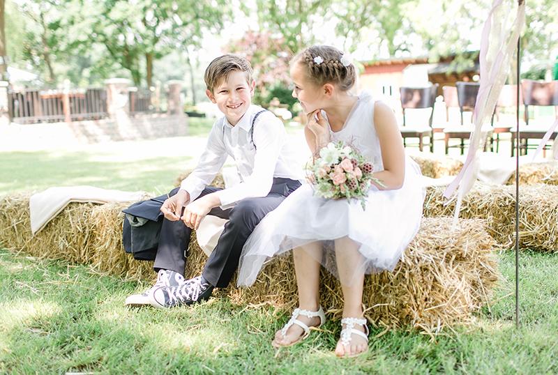 Hochzeitsglck  Hochzeitsdekoration und Tischdekoration aus Minden