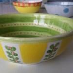 Keramik-Schüssel