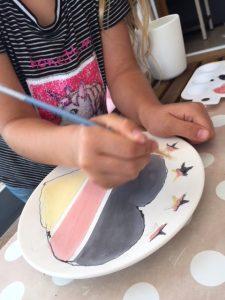 Keramik-Café
