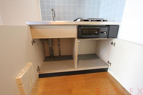 キッチン下棚