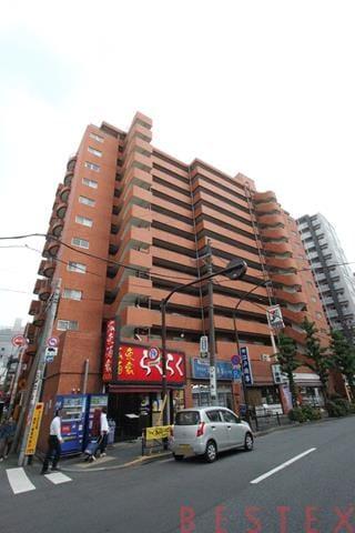 朝日江戸川橋マンション 6階