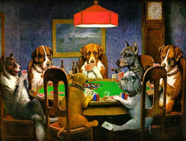 Money-making with poker