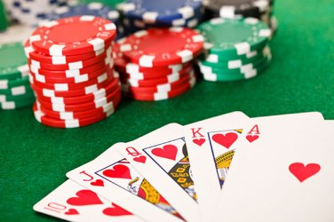 Poker money online