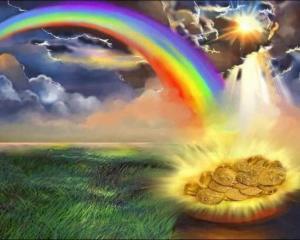 significado de soñar con arcoíris