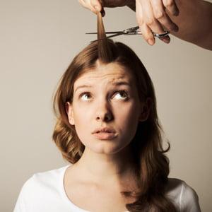 soñar con corte de pelo