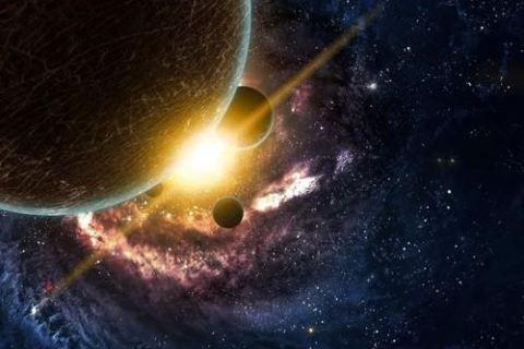 significado de Soñar con planetas