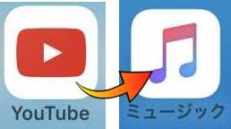 YouTubeの動画をダウンロードして聞く事ができるアプリはたくさんリリースされています。しかし、そのアプリ内でしか聞けませんので、iPhone純正のミュージックアプリ