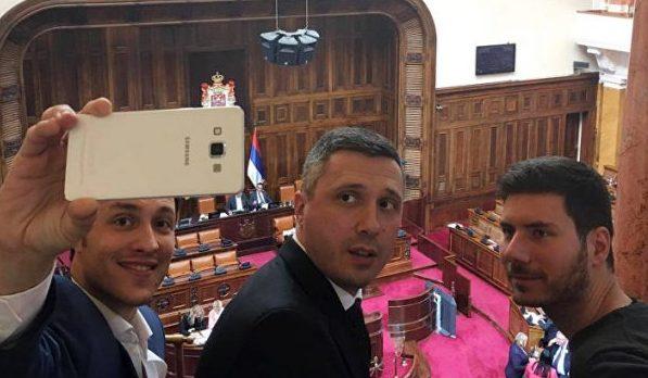 Остоја Симетић: Бошко и Пернар feat. Малагурски