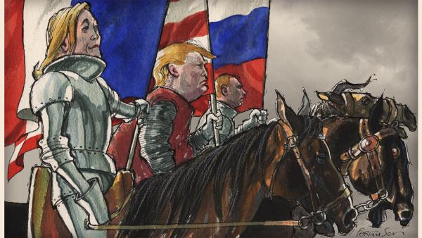 Александар Дикић: Трамп је кловн који може Европу вратити у '30-е.