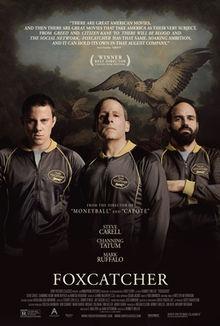 Симо Крајишник: Рецензија филма Foxcatcher (2014)