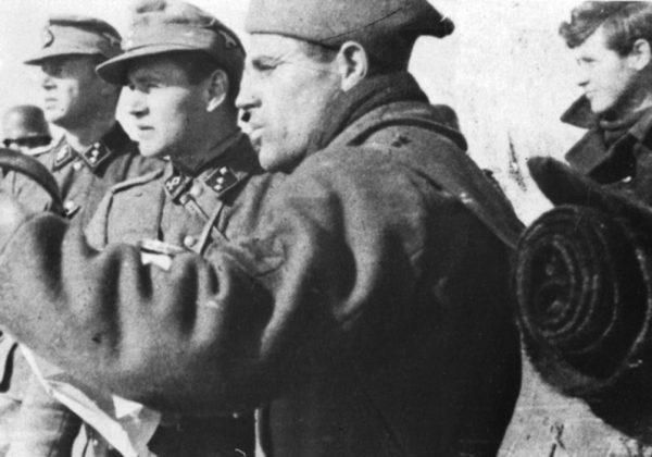 Партизани с усташама и нацистима - галерија
