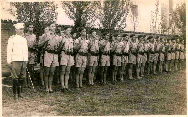Саша Недељковић: Припадници Савеза Сокола Краљевине Југославије у Другом светском рату