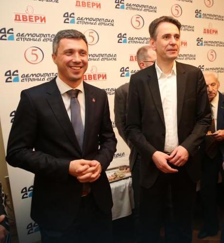 Остоја Симетић: Бошко и Радуловић - коалицијом до цензуса