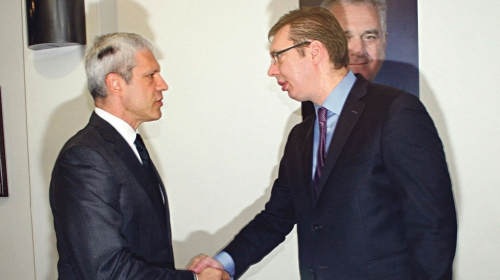 Остоја Симетић: Зашто је горе по Србију данас хвалити Вучића, него Тадића док је био власт?