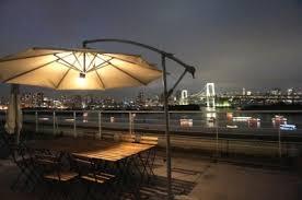 デジキューBBQ CAFÉデックス東京ビーチ店