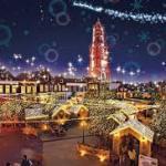 【イルミネーション】クリスマスをハウステンボスで10倍楽しむ宿泊方法!