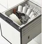 プルオープン食器洗い乾燥機