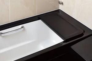 マルチボードは半身浴に最適!スパージュはカウンターも用途に合わせたものを選べます