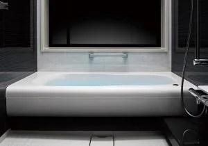 ストーリーの浴槽