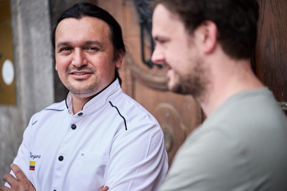 Josué Vergara | Diätetischer Chefkoch